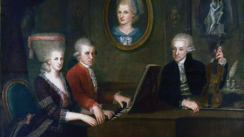 About Wolfgang Amadeus Mozart