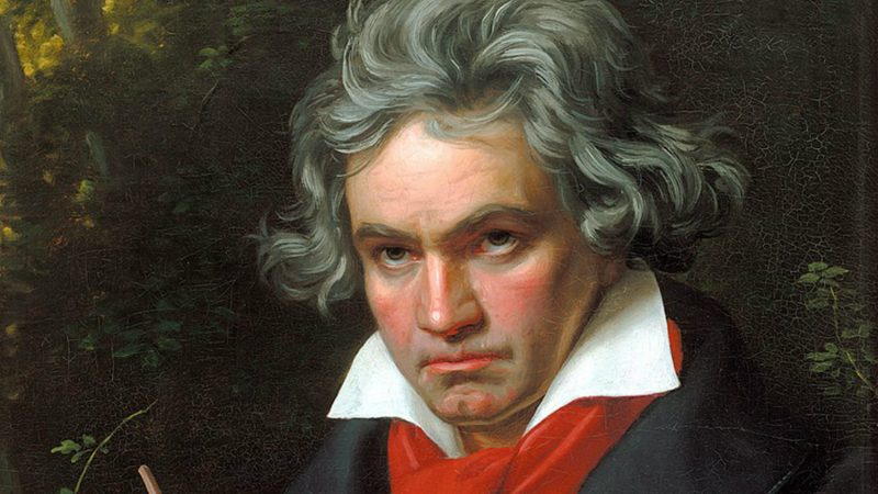 The Legend: Ludwig van Beethoven